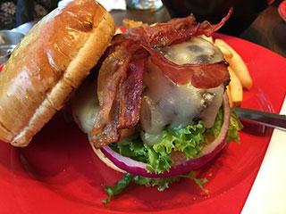 Best Burgers around Farmington