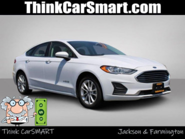 2019 FORD FUSION HYBRID - Image 1