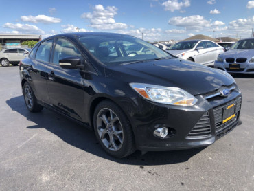 2013 FORD FOCUS SE Sedan - CC1470 - Image 1