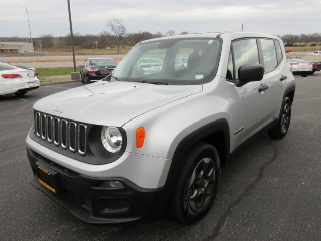 2015 JEEP RENEGADE - Image 7