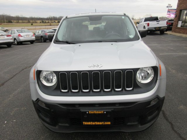 2015 JEEP RENEGADE - Image 8
