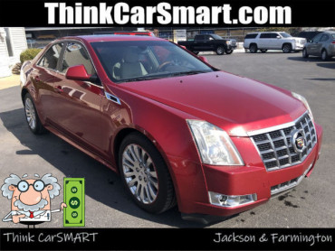 2012 CADILLAC CTS PREMIUM COLLECTION Sedan - CC1538 - Image 1
