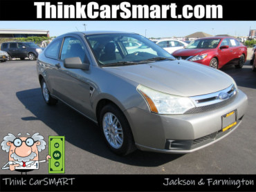 2008 FORD FOCUS SE Coupe - CC1529 - Image 1
