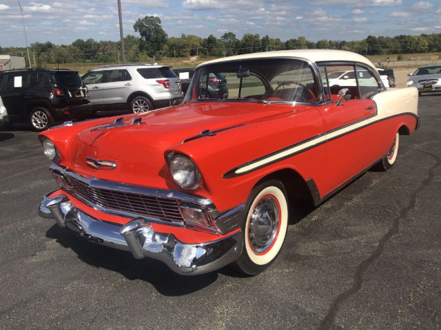 1956 CHEVROLET COUPE - Image 8