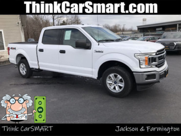 2018 FORD F150 SUPERCREW FX4 Truck - CC1599 - Image 1