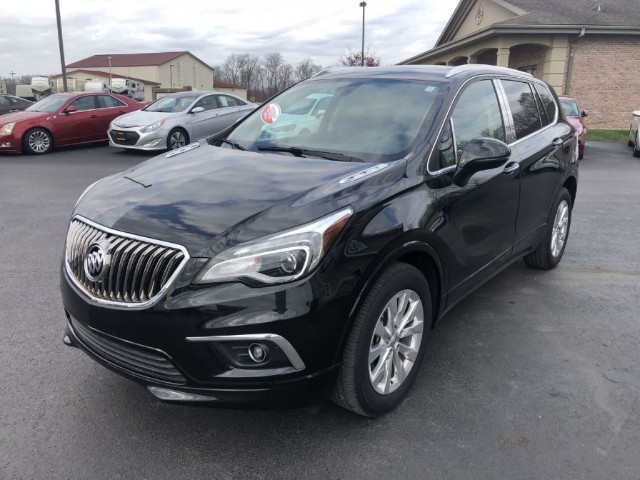 2017 BUICK ENVISION - Image 7