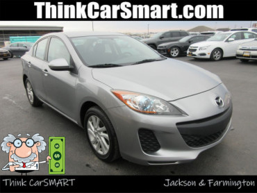 2012 MAZDA 3 I-GRAND TOURING Sedan - CC1619 - Image 1