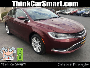 2015 CHRYSLER 200 LIMITED Sedan - CC1617 - Image 1