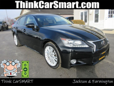 2013 LEXUS GS 350 Sedan - CC1627 - Image 1
