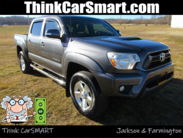 2013 TOYOTA TACOMA DOUBLE CAB PRER Truck - CC1563-A - Image 1