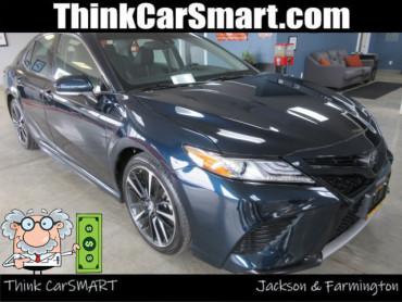 2018 TOYOTA CAMRY XSE Sedan - CC1678 - Image 1