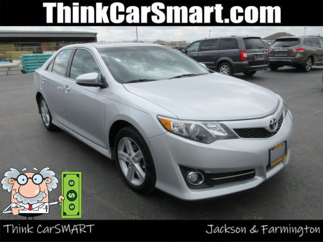 2012 TOYOTA CAMRY - Image 1