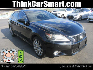 2013 LEXUS GS 350 Sedan - CC1368 - Image 1