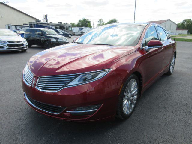 2013 LINCOLN MKZ - Image 7