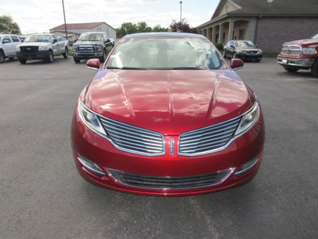 2013 LINCOLN MKZ - Image 8