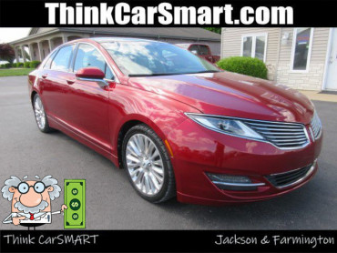2013 LINCOLN MKZ Sedan - CC1751 - Image 1