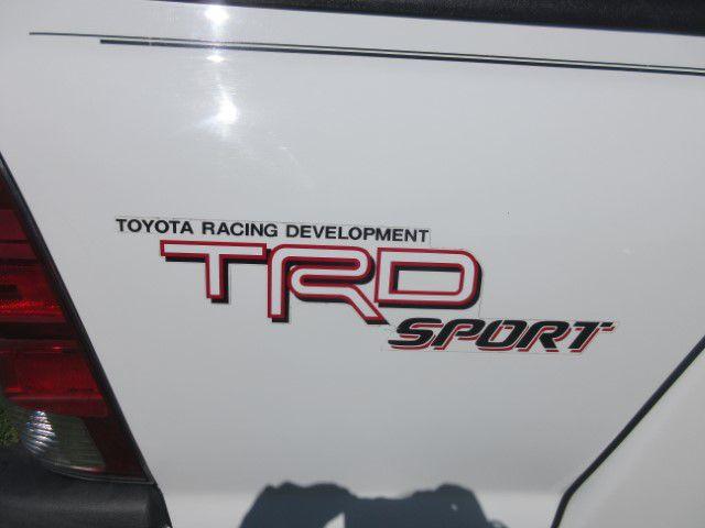 2012 TOYOTA TACOMA - Image 3