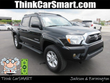 2014 TOYOTA TACOMA DOUBLE CAB PRERUNNER Truck - CC1801 - Image 1