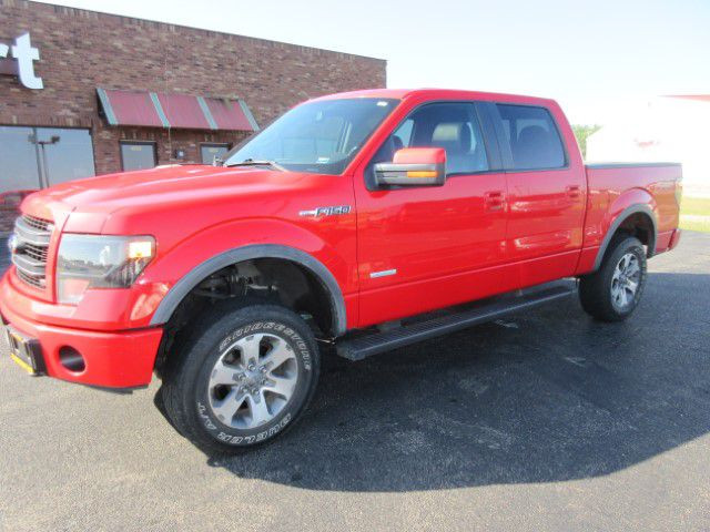 2013 FORD F150 - Image 7